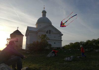 Mikulov_Svatý kopeček na podzim-min