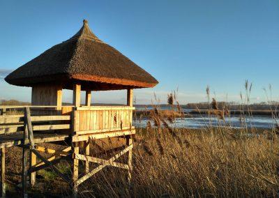 Sedlec_ptačí rozhledna u rybníka Nesyt2-min