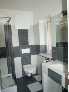 Apartmán 1: koupelna